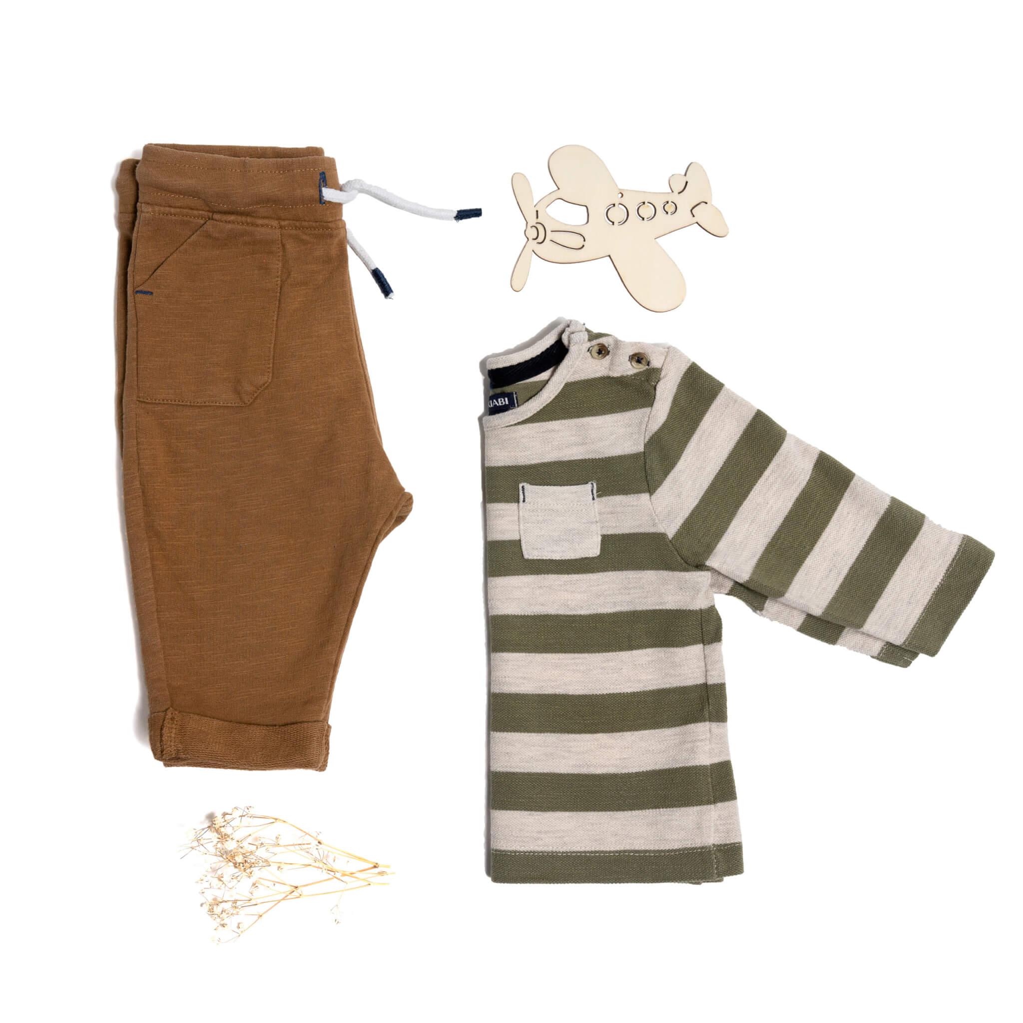 tenue de bébé style cocoon bohème